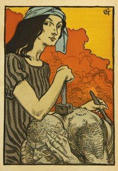 11C: Grasset(Eugène).-Hist.Quatre Fils Aymon,1883