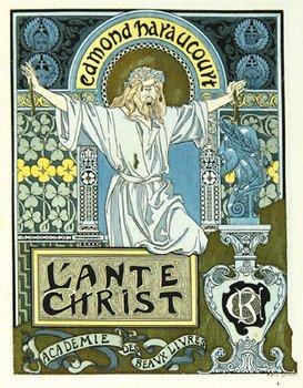 12C: Haraucourt (Edmond) L'Effort,1/80,illus,1894