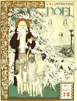 17C: L'Illustration: Noel,1883 & 1886-1900