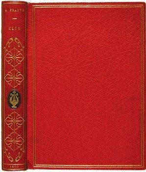 21C: Mucha (Alphonse).- France (Anatole) Clio,1900