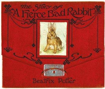 395C: Potter (Beatrix) Fierce Bad Rabbit