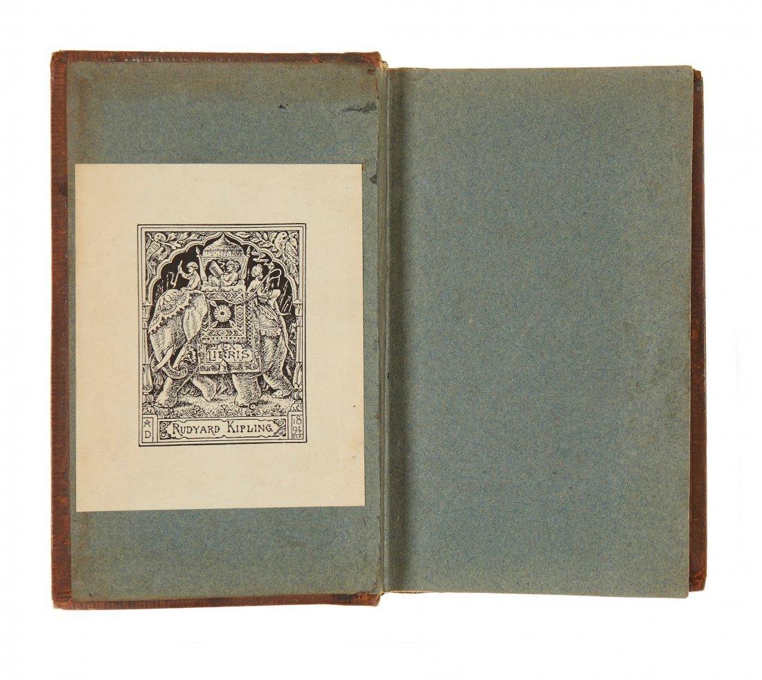 Kipling (Rudyard).- Bacon (Francis, - 1st Viscount St