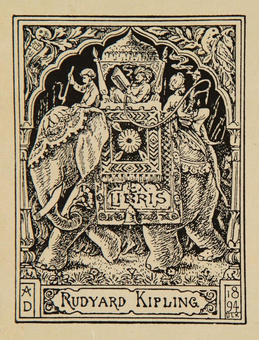 Kipling (Rudyard).- Bacon (Francis, - 1st Viscount St - 2