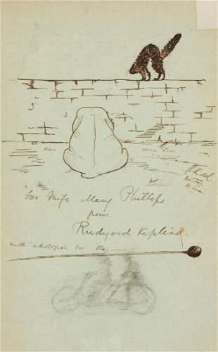 Kipling (Rudyard) - Many Inventions,