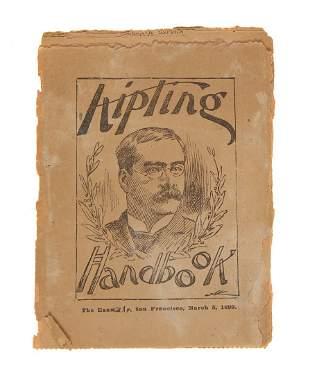 Kipling (Rudyard) - Kipling Handbook,