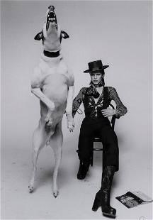 Terry O'Neill (b.1938) - David Bowie, Diamond Dogs,