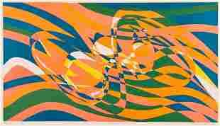 Stanley William Hayter (1901-1988) - Ressac (B.&M.367)