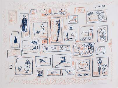 Pablo Picasso (1881-1973) - The Collection of Small