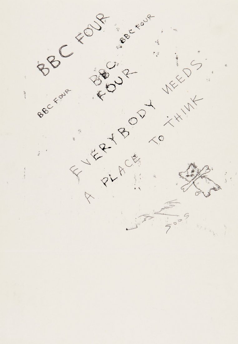 Tracey Emin (b.1963) - Original drawings for 'Everybody - 2