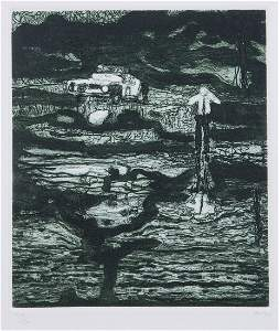 Peter Doig (b.1959) - Echo Lake