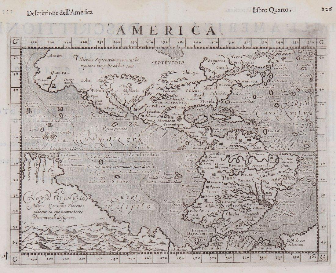 "Porro (Girolamo) - America,"""
