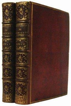 19D: Beausobre.Hist.Crit.Manichée/Manicheisme,1734