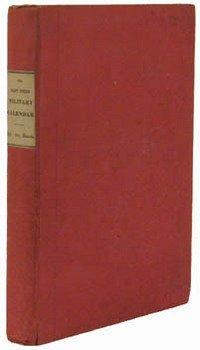 398D: East India Military Calendar,1823