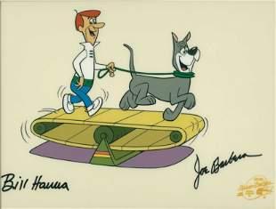 Hanna, Bill & Joe Barbera - A limited edition