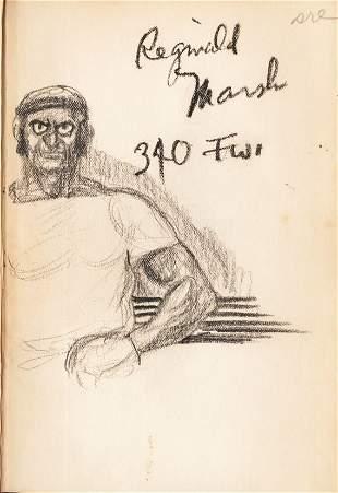 Marsh, Reginald - SOCIAL EVOLUTION. A STUDY OF THE