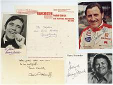 Autograph Collection - Miscellaneous collection of