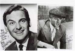 Actors & Entertainers - Collection of photographs and