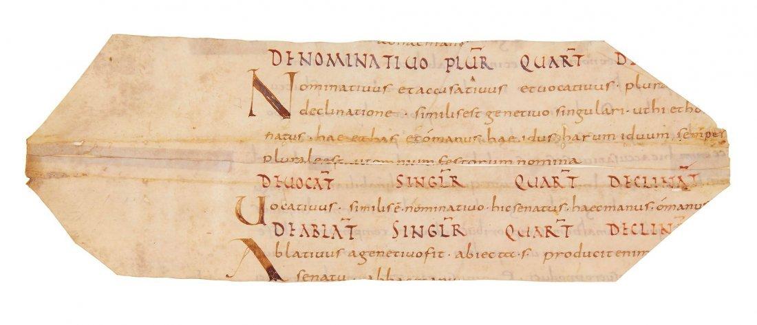 Priscian, Institutiones Grammaticae, in Latin