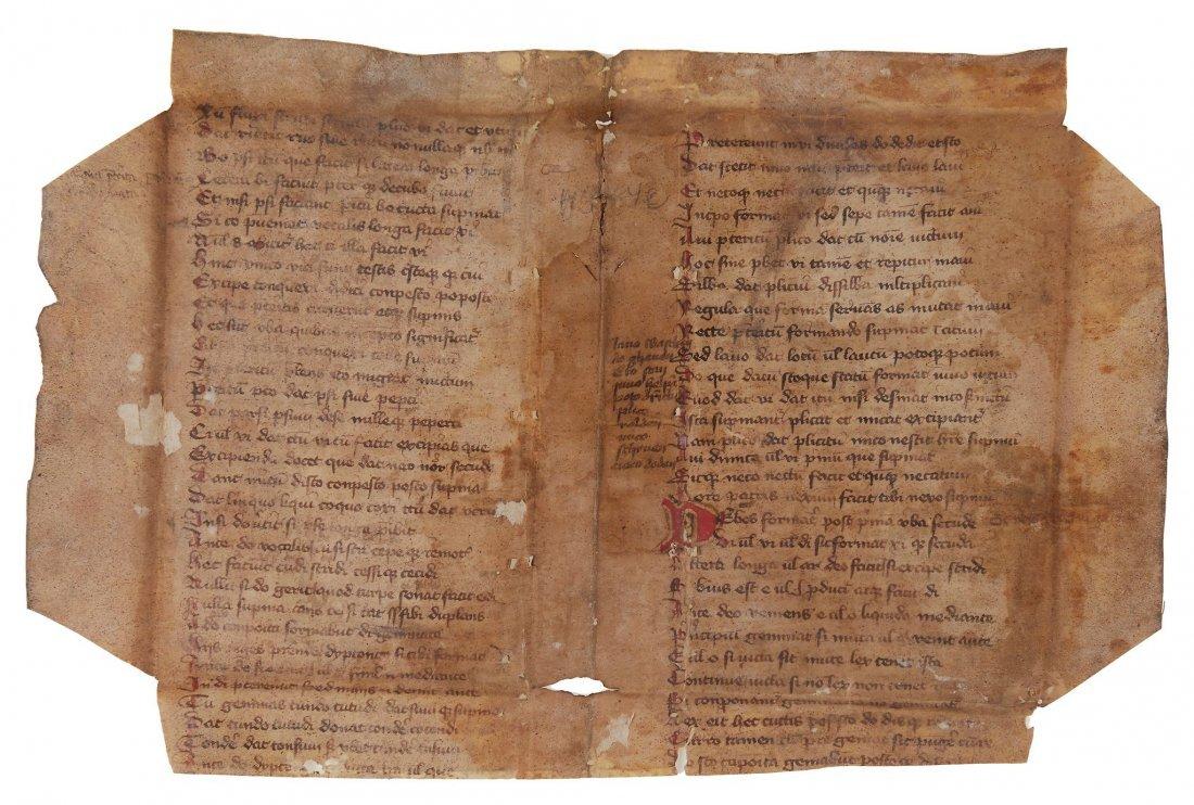 Alexander of Villa Die, Doctrinale Puerorum