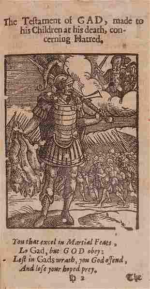 Grosseteste - The Testament of the Twelve Patriarchs,