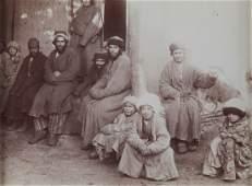 Ermakov (Dmitri Ivanovich) - Jews from Bukhara, Central
