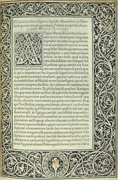 1E: Appianus (Alexandrinus) Historia Romana