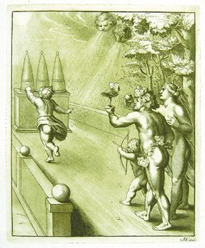 23E: Vaenius (Otto) Q.Horati Flacci Emblemata