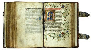 5A: Book Of Hours. - Hours of the Virgin