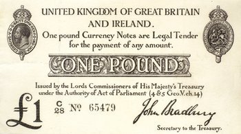 543B: Treasury, John Bradbury