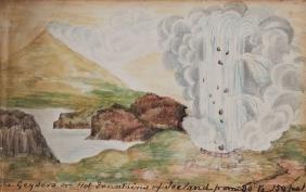 19th century English School. - A sketchbook of travel
