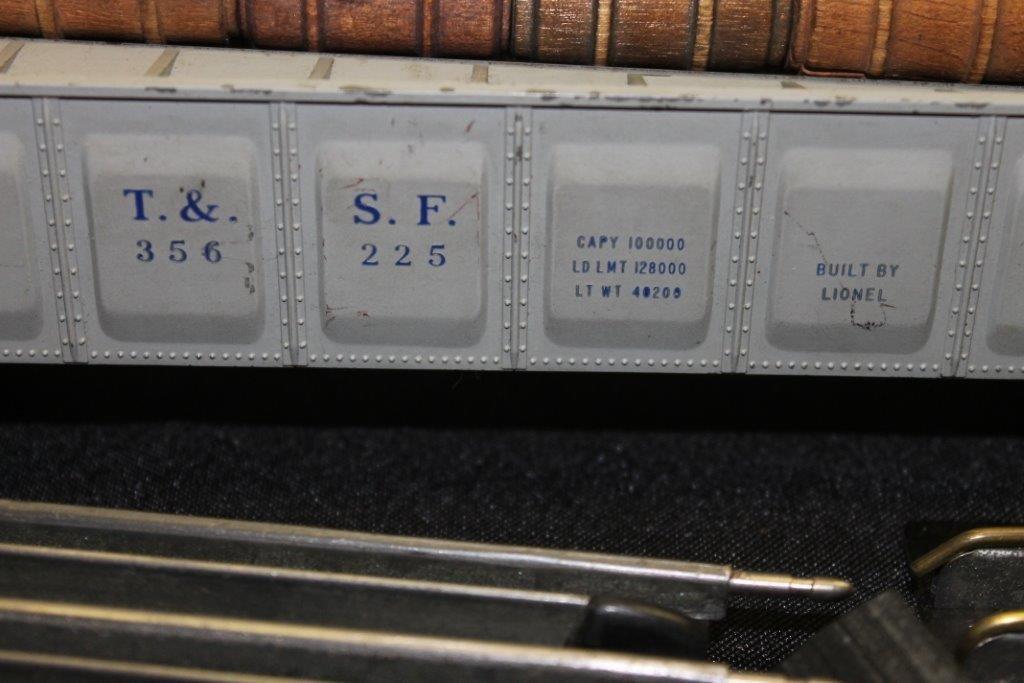 3562 Barrel Car with Barrels etc - 4