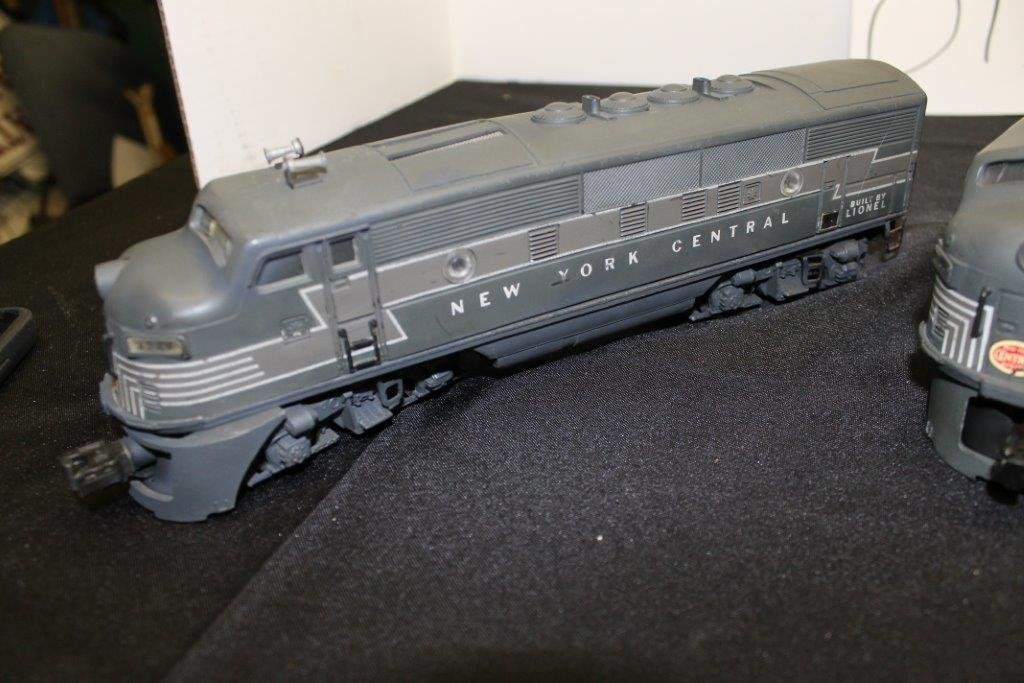 2344  2171w P/T Engine Pusher New York Central - 5