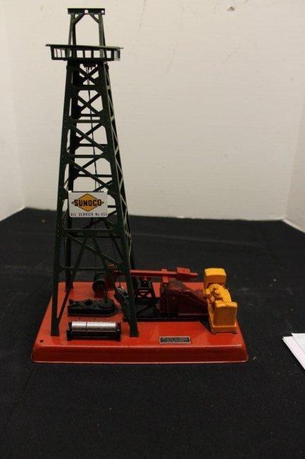 455 Oil Derrick and Pumper