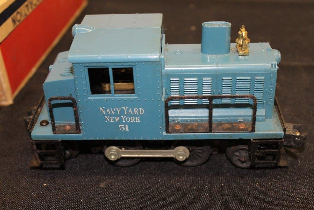 No. 51 Navy Yard Switcher with Box