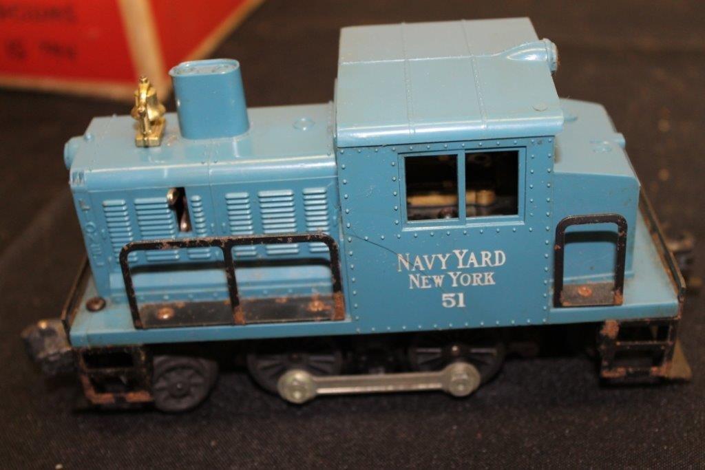 No. 51 Navy Yard Switcher with Box - 2