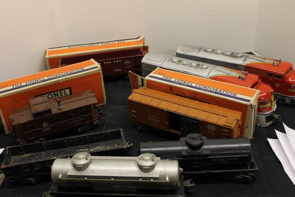 Train Sell Lot - 8