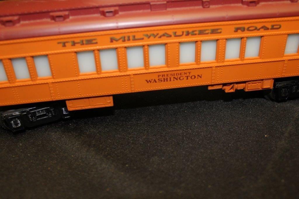 9506 Milwaukee Road Set of 4 - 2