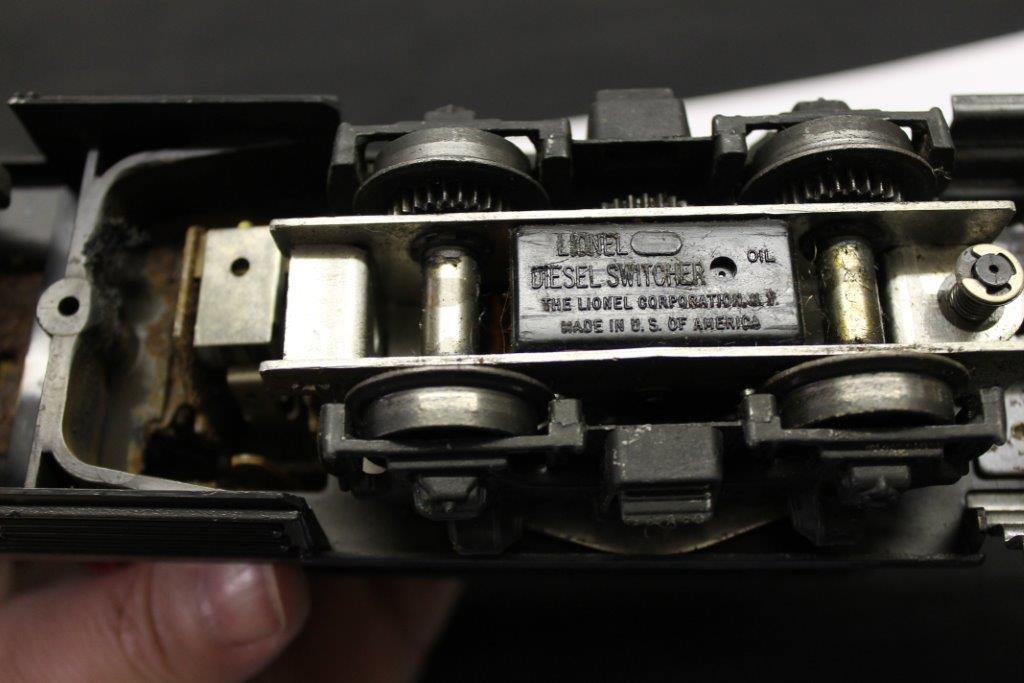 Diesel Switcher - 3
