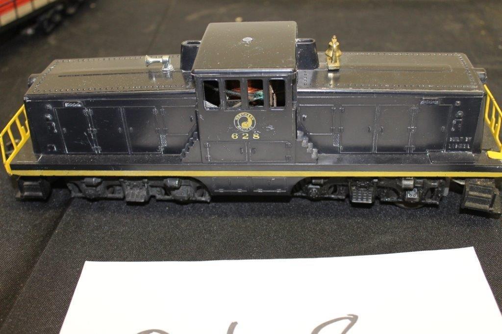 Diesel Switcher 628