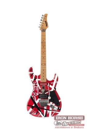Eddie Van Halen Kramer Pacer Relic Guitar