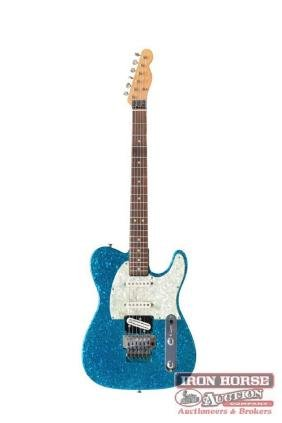 Pete Anderson Fender Telecaster Guitar