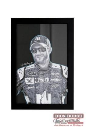 Dale Earnhardt Jr 2015 Original