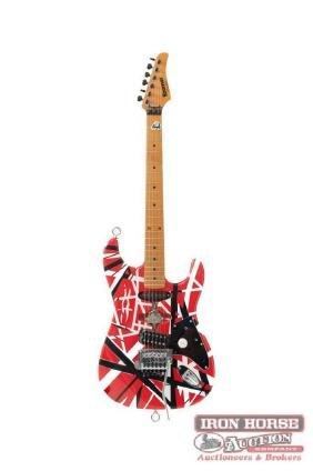 Eddie Van Halen Kramer Relic