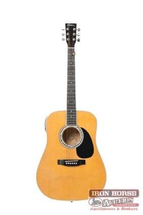 American Legacy Acoustic D-45 Copy