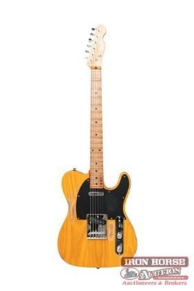 Bruce Springsteen Fender Telecaster Relic