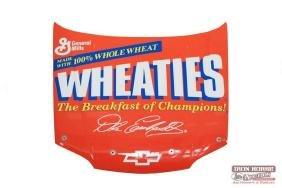 Wheaties Dale Earnhardt Stock Car Hood