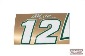 Bobby Allison #12 Door Panel