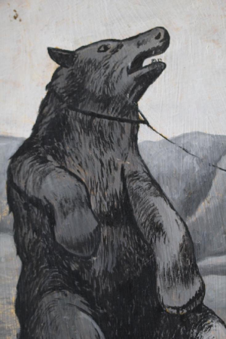 Nick Eggenhofer Western Illustration Oil on Board - 4