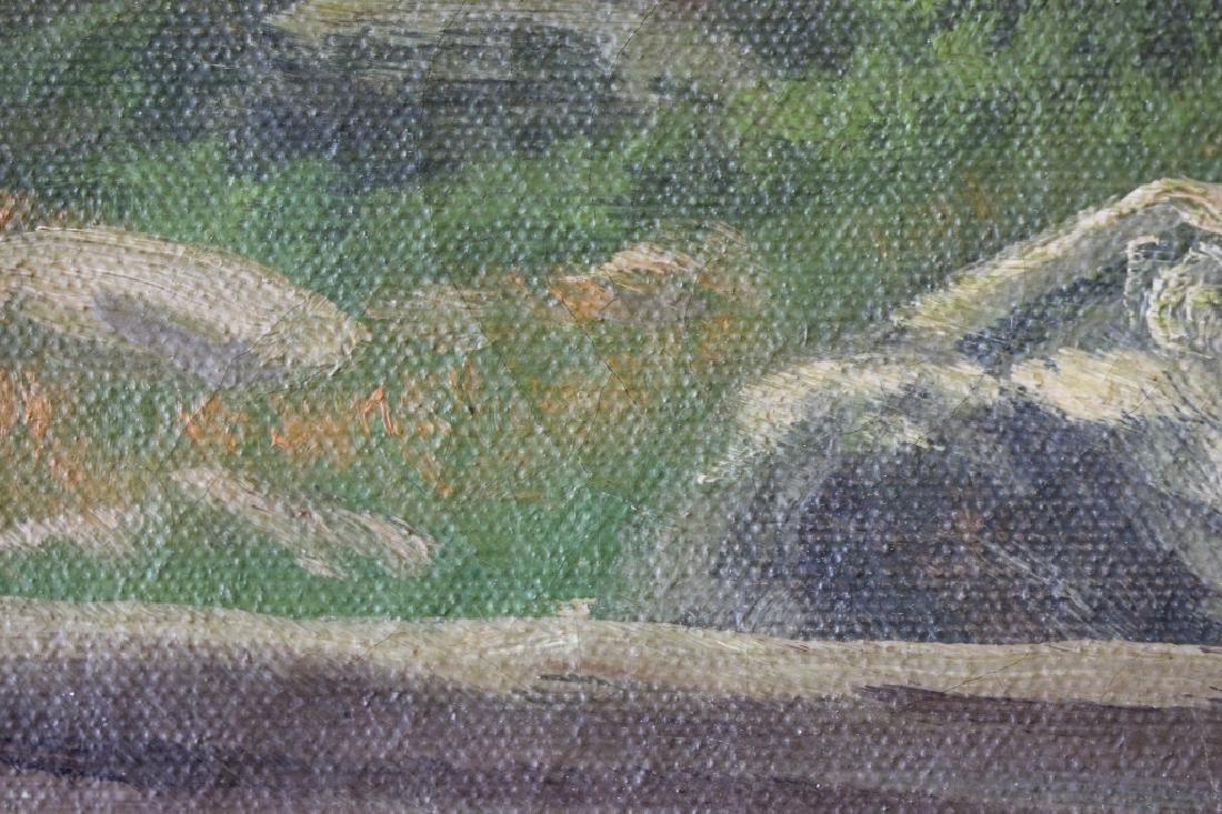 1918 James Everett Stuart Forest Landscape - 4