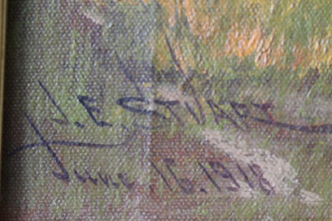 1918 James Everett Stuart Forest Landscape - 6